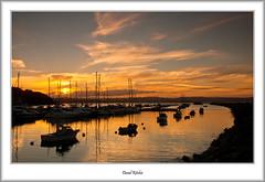 Brixham Marina Sunset (flatfoot471) Tags: 2016 boats brixham devon dusk england holiday july marina normal summer sunset unitedkingdom gbr