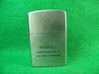 McDaniels lighter