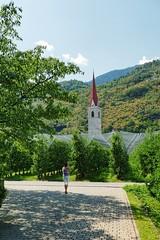 Pfarrkirche Lana Südtirol