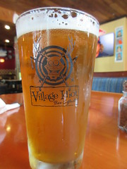 To wash down the nachos (jamica1) Tags: glass mug beer village idiot pub revelstoke bc british columbia canada
