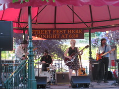 Free summer music (jamica1) Tags: vissia band performers music revelstoke bc british columbia canada