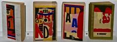 libros (2) (canecrabe) Tags: jesseafernández livre couverture collage typographie lettering littérature