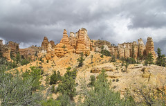 East of Bryce Canyon (Bernie Emmons) Tags: southernutah utahhighway12 brycecanyon
