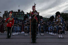 Edinburgh Military Tattoo 2018-52 (Philip Gillespie) Tags: edinburgh scotland canon 5dsr military tattoo international 2018 100 years raf army navy the sky is limit edintattoo raf100 edinburghtattoo people crowd fun lights fireworks dancing dancers men women kids boys girls young youth display planes music musicians pipes drums mexico america horses helicopters vip royal tourist festival sun sunset lighting band smiles red blue white black green yellow orange purple tartan kilts skirts castle esplanade historic annual