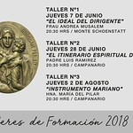 Talleres CAF 2018