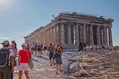Partenón (Artal B.) Tags: grecia acrópolis partenón antigüedad columna piedra ruinas