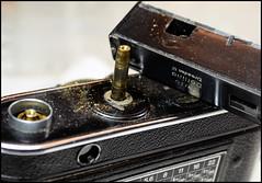 Certo Dollina II Repair Notes (20) (Hans Kerensky) Tags: certo dollina ii rangefinder folder repair removed module