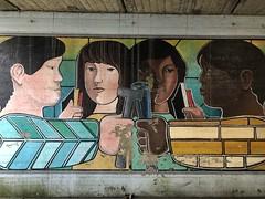 Chicago Murals -- June 2018 (nhighberg) Tags: chicago murals chicagomurals graffiti publicart streets streetart
