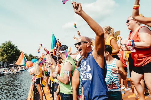 Amsterdam Pride 2018