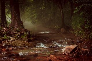 Ethereal creek