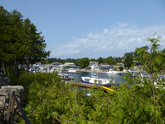 Tobermory Harbour (WabbitWanderer) Tags: tobermory ontario harbour boats boating morning scenic waterfront yahts littletub lake huron