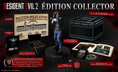 resident evil 2 collector europe (Shady_77) Tags: residentevil2 residentevil collector editioncollector collectorsedition