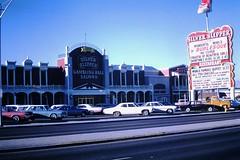 Found Photo - Silver Slipper Casino - Las Vegas (Mark 2400) Tags: found photo silver slipper 1968 las vegas