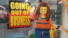 """Buh-bye now! (Retail Retell) Tags: toys""""r""""us southaven ms tanger outlets mall shopping center complex outlet express geoffrey giraffe retail liquidation closing bankruptcy going out business former toy store toys r us desoto county toys""""r""""usoutlet toys""""r""""usexpress"""