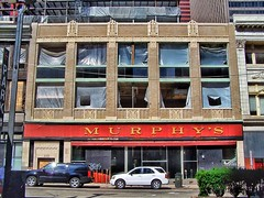 Pittsburgh Pennsylvania - Murphy's 5 and 10 Variety Store (Onasill ~ Bill Badzo - 54M View - Thank You) Tags: pittsburgh pa pennsylvania g c murphy old deparment store red sign 5anddime variety usa america onasill architecture style artdeco 1906 company 529 ames department mart mccorys mccory nrhp historic renovation bankruptcy 1992 outlets 2002 downtown alleghenycounty 219 fifth forbes kodak camera 127