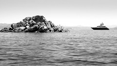 I'M ON A BOAT and there's THE LONELY ISLAND (Urko Photography) Tags: yacht
