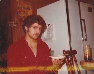 ERNIE IN THE KITCHEN IN SEP 1981