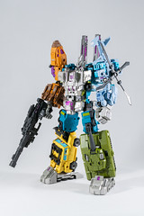 DSC07721 (KayOne73) Tags: iron factory combaticons bruticus combiner legends class war giant