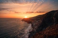 Marin Headlands VIII (sberkley123) Tags: california d850 nikon marin usa sunset ocean colors marinheadlands sanfrancisco coast pacific 1424mm