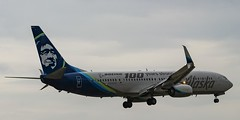 Alaska Airlines Boeing 737-990(ER)(WL) N248AK Boeing 100 Years (MIDEXJET (Thank you for over 2 million views!)) Tags: milwaukee milwaukeewisconsin generalmitchellinternationalairport milwaukeemitchellinternationalairport kmke mke gmia flymke alaskaairlinesboeing737990erwln248ak alaskaairlines boeing737990erwl boeing737990er boeing737900 boeing737990 boeing737 boeing739 boeing 737 737900 737990 737990er n248ak