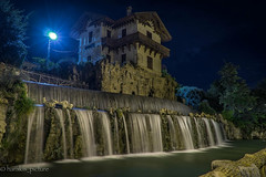 cascade de Gairaut (harakis picture) Tags: cascade night nice paca france sony a7 contactgroups aoi elitegalleryaoi bestcapturesaoi