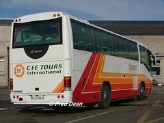 Bus Eireann SC35 (04D26472). (Fred Dean Jnr) Tags: dublin april2005 broadstonedepotdublin broadstone buseireannbroadstonedepot buseireann scania l94 irizar century cietoursinternational sc35 04d26472