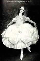 Anna Pavlova in Christmas 1944. (albutrosss) Tags: anna pavlova ballet dancing albutross