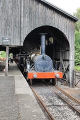 Broad Gauge (Ian Chpman) Tags: didcot broad gauge fire fly steam locomotive