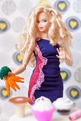 IMG_0168ц (lowely.craft) Tags: doll madetomove diamond hybrid birtstone barbie mtm made move mattel curvy