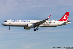 TC-LSA - Airbus A321-271NX - Turkish Airlines (MikeSierraPhotography) Tags: a321 air airbus airlines airport cgn cgneddk cologne country deutschland flughafen germany köln manufacturer plane spotting town turkishairlines