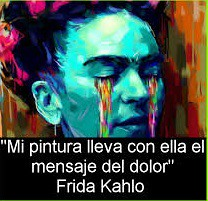 Frida Kahlo (pryflores) Tags: artistas frases