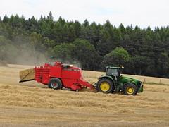 Farming (Ian Robin Jackson) Tags: aberdeenshire farming scotland crathes sony zeiss agriculturalvehicles agriculture farmingvehicles countryside