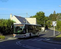Setra S315NF n°1038 (ChristopherSNCF56) Tags: bus autobus keolis atlantique tan nantes mauvessurloire setra s315nf 1038 ligne