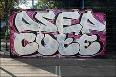 Dsep / Cute (Alex Ellison) Tags: dsep cute osv southlondon urban graffiti graff boobs halloffame hof