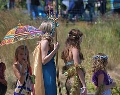 Where Mermaids Go (Scott 97006) Tags: girls mermaids costumes pretty parade
