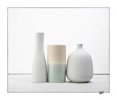 Scène 89- 3 pièces (gravelin.yves) Tags: genre naturemorte objets vase nikon 50mm14art sigma