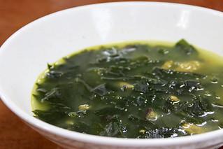 Korean Seaweeds Soup(Miyeokguk)