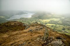 A break in the cloud. (Tall Guy) Tags: tallguy uk ldnp lakedistrict unescoworldheritagesite cumbria lowfell crummockwater cloud