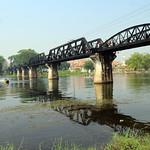 Bridge on the River Kwai, Kanchanaburi, Thailand 2018 thumbnail