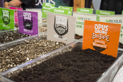 Opus Grows (CannaPundit) Tags: indo expo cannabis futurola dynagro kush bottles dr earth