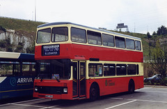 LondonCentral-NV7-M407RVU-Bluewater-240699iiib (Michael Wadman) Tags: nv7 m407rvu bluewater volvoolympian londoncentral