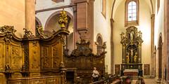 Kloster Bronnbach (14 von 25) (bollene57) Tags: 2018 ducait herbert klosterbronnbach orte personen tanja
