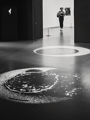 Cell (Jam-Gloom) Tags: london artgallery gallery art museum tate tatemodern tatemoderngallery tategallery aldotambellini tambellini aldo cellseries cell monochrome monochromatic candid candidphoto candidphotography olympus olympusuk olympusomd olympusomdem5 omdem5 omd em5 panaleica25mm14 panaleica25mm panaleica panasonicleicasummilux25mm14 panasonic