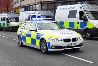 South Yorkshire Police (LD66 ZTY)