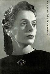 Ninette de Valois C.B.E. 1944. (albutrosss) Tags: ballet dancing albutross