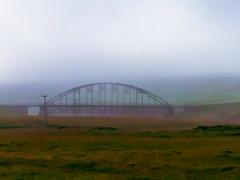 Gloomy Day (Artypixall) Tags: iceland selfoss bridge fog landscape faa