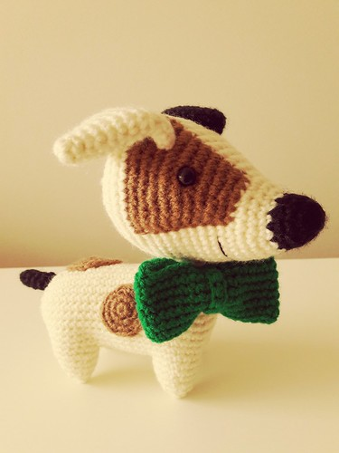Jack Russell Terrier by HoneyBunnyShoppe on Etsy Ok, I'm not ... | 500x375