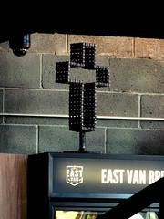 CCTV and the Cross (knightbefore_99) Tags: cctv cross eastvan bar pub local tasting room venables craft vancouver bc west coast spy watch pray