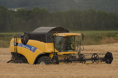 New Holland CX8070 Combine Harvester cutting Winter Barley (Shane Casey CK25) Tags: new holland cx8070 combine harvester cutting winter barley ballyhooly newholland cnh nh yellow grain harvest grain2018 grain18 harvest2018 harvest18 corn2018 corn crop tillage crops cereal cereals golden straw dust chaff county cork ireland irish farm farmer farming agri agriculture contractor field ground soil earth work working horse power horsepower hp pull pulling cut knife blade blades machine machinery collect collecting mähdrescher cosechadora moissonneusebatteuse kombajny zbożowe kombajn maaidorser mietitrebbia nikon d7200