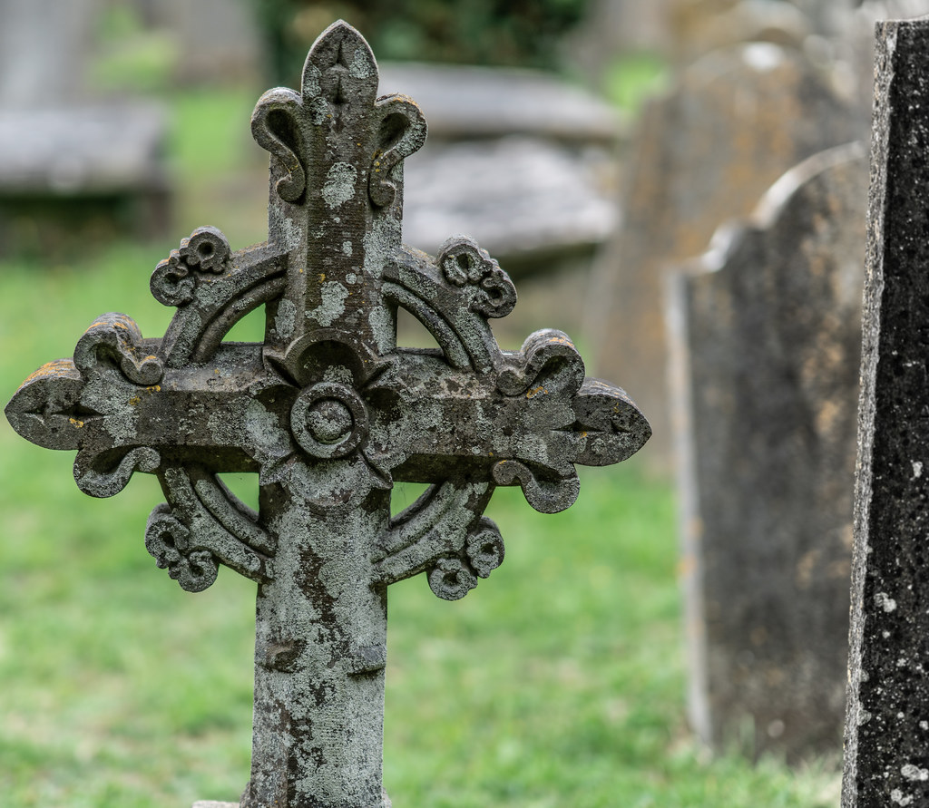 OLD CHURCHYARD KNOWN AS ST. JOHN'S [DUBLIN ROAD KILKENNY]-142920